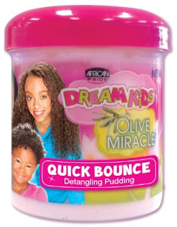 Dreams Kids Quick Bounce Detangling Pudding 425Gr