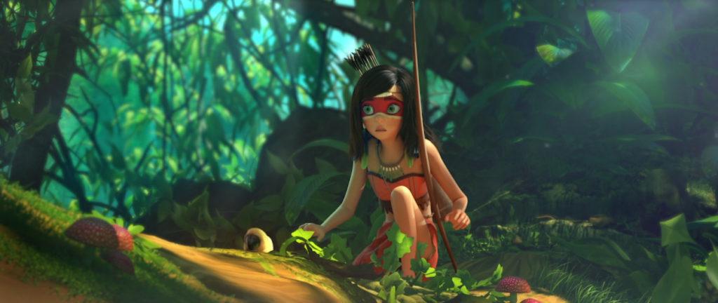 Ainbo: Linh Hồn Của Amazon