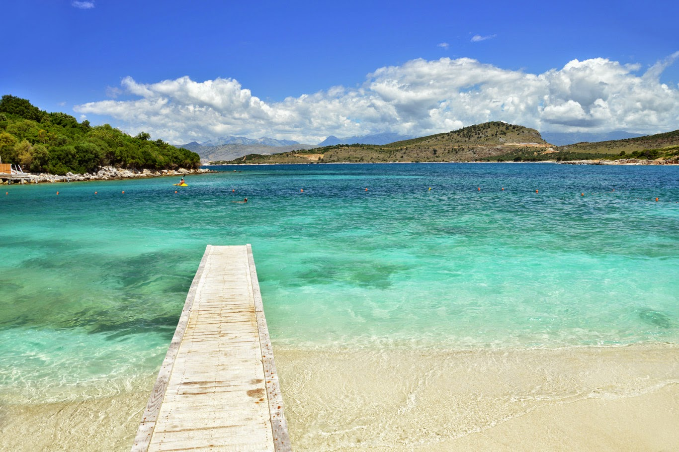 North Albanian Beaches