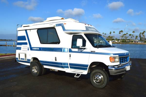 Used Class B Motorhomes For Sale By Owner Craigslist - 2019