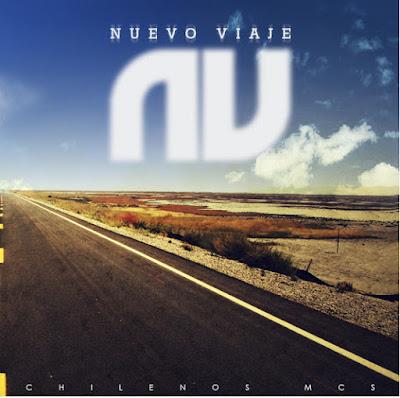 Chilenos MCs – Nuevo viaje - Portada