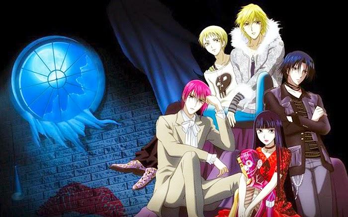 Yamato Nadeshiko shichi henge (The Wallflower) anime