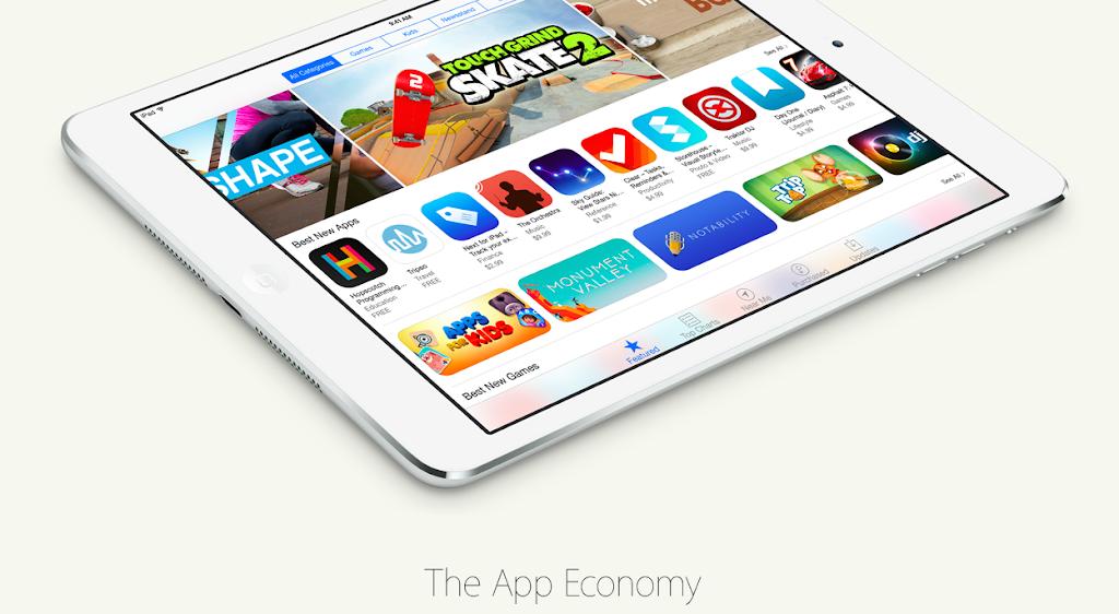 蘋果「App經濟」歐洲發酵,英,德受益最大