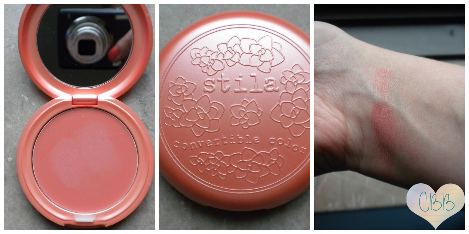 Cream Blush - STILA Convertible Colors ($25 for .15oz)