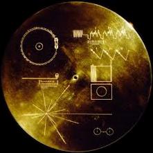 Voyager 1 χρυσός δίσκος