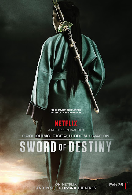 Crouching Tiger, Hidden Dragon: Sword of Destiny (2016) ταινιες online seires xrysoi greek subs