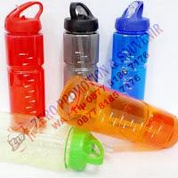 Tumbler Bottle Segi Sedot