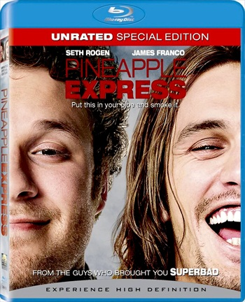 Pineapple Express 2008 UNRATED Dual Audio Hindi 480p Bluray 400mb