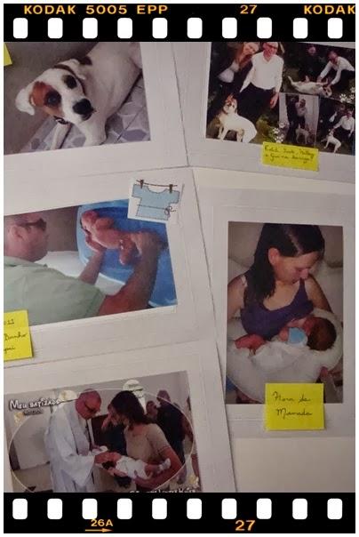 A História de Nossa Família em 36 fotos