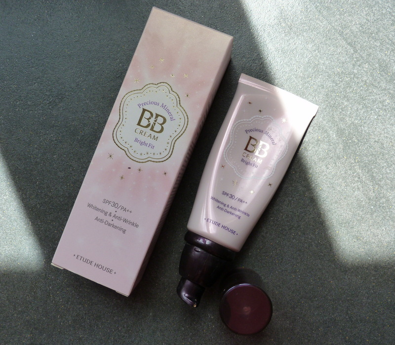 Etude House Precious Mineral Bright Fit BB Cream SPF30/PA++