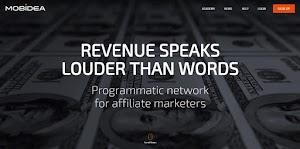 Menghasilkan Uang dengan Mobidea, Mobile Affiliate Marketing Network