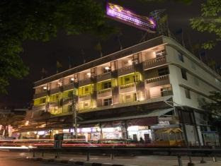 hotel backpacker bangkok