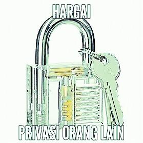 menlindungi privasi saat online