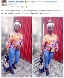 How 22-year old Polytechnic Student Allegedly Committed Suicide in Lagos 1