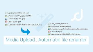 Automatic File Renamer