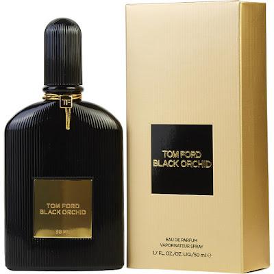 Perfumes com cheiro de homem rico Black Orchid Ton ford