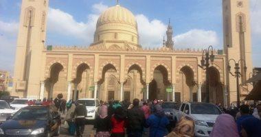 العثور على جسم غريب وتفكيكة داخل مسجد السيد البدوي