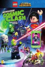 LEGO DC Comics Super Heroes Justice League Cosmic Clash (2016) DVDRip Latino