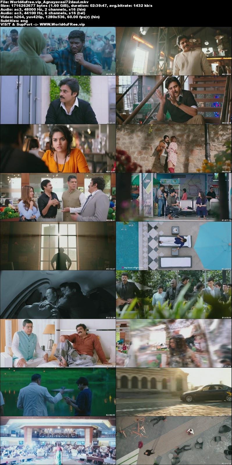 Agnyaathavaasi 2018 Dual Audio 720p UNCUT HDRip Download world4ufree.vip , South indian movie Agnyaathavaasi 2018 hindi dubbed world4ufree.vip 720p hdrip webrip dvdrip 700mb brrip bluray free download or watch online at world4ufree.vip