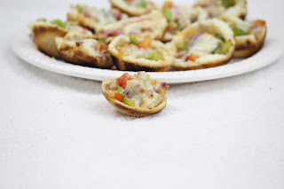 PIZZA NO-BAKE CUPS / PIZZA CUPS