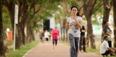 Gerakan Jogging untuk Mengecilkan Perut dengan Cepat