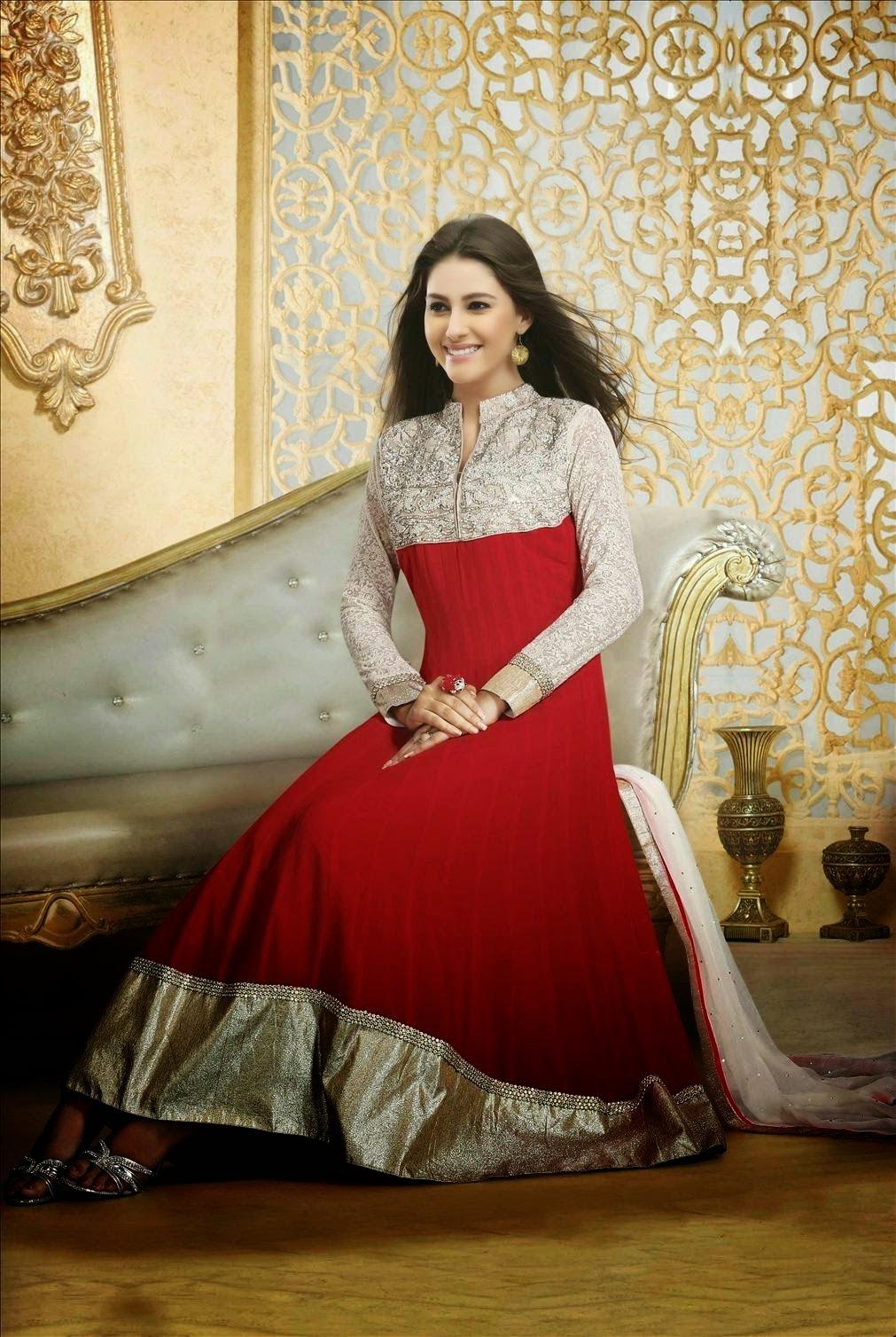 Designer Anarkali Salwar Suits Online