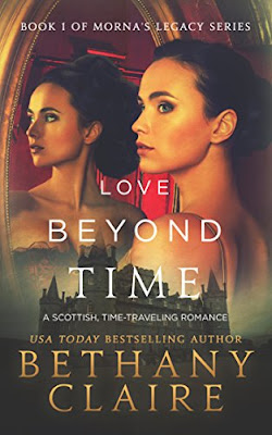 Book Review: Love Beyond Time, by Bethany Claire, 3 stars