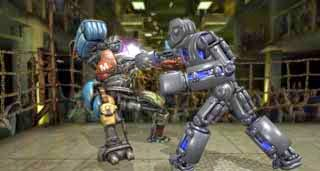 tải game real steel