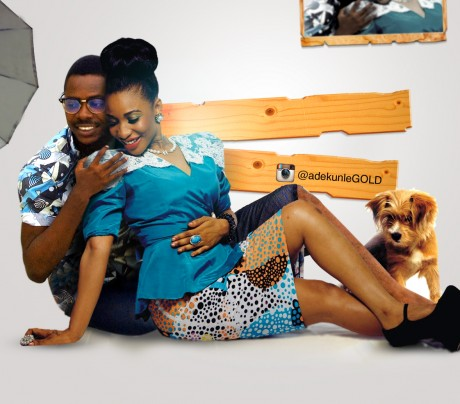 graphic designer photoshop tonto dikeh