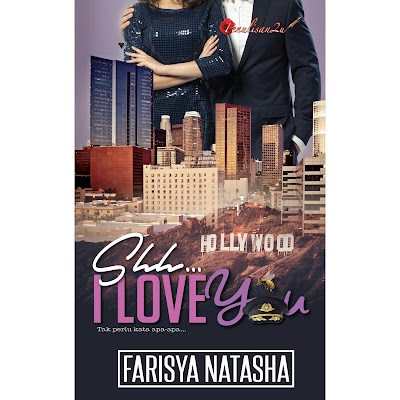 Novel Shhh...I Love You, Karya Novelis Farisya Natasha, Drama Adaptasi Novel, Slot Akasia, TV3, Drama Bersiri, Drama Melayu, Baca Online Novel Shhh...I Love You, Senarai Pelakon Drama Shhh...I Love You, Watak Aidan dan Nadia, Pelakon, Gambit Saifullah, Elvina Mohamad, Hafreez Adam, Tash Yong,