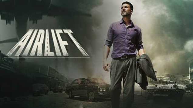 Airlift on Colors