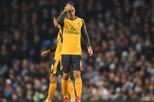 Old frailties could cost Arsenal once again
