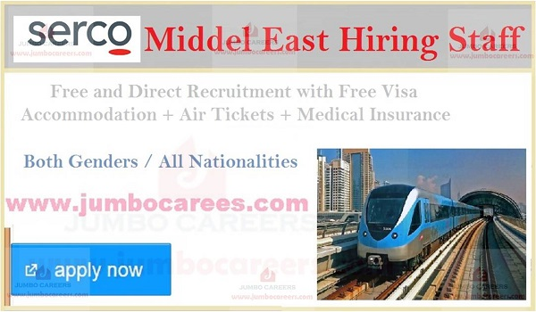 Latest job vacancies in Dubai Metro 2019, Urgent jobs variances in Dubai Metro Group,