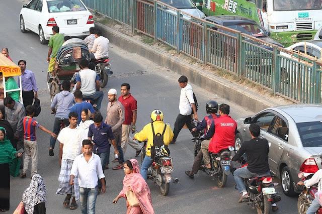 টিকাটুলিতে সড়ক দুর্ঘটনায় বাংলাদেশ ব্যাংক কর্মকর্তা নিহত