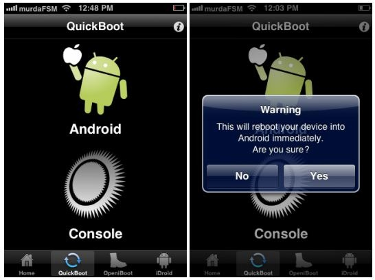 bootlace ios 7