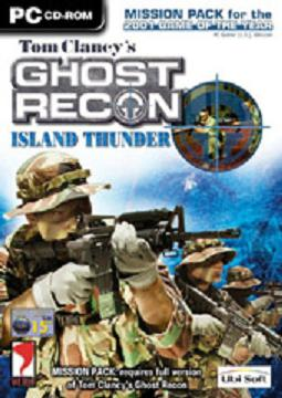 Ghost Recon The Island Thunder   PC