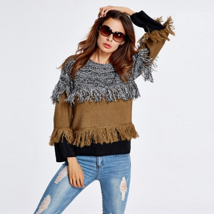 https://www.sevengrils.com/standard-color-block-tassels-hunter-women-s-pullover-sweater.html