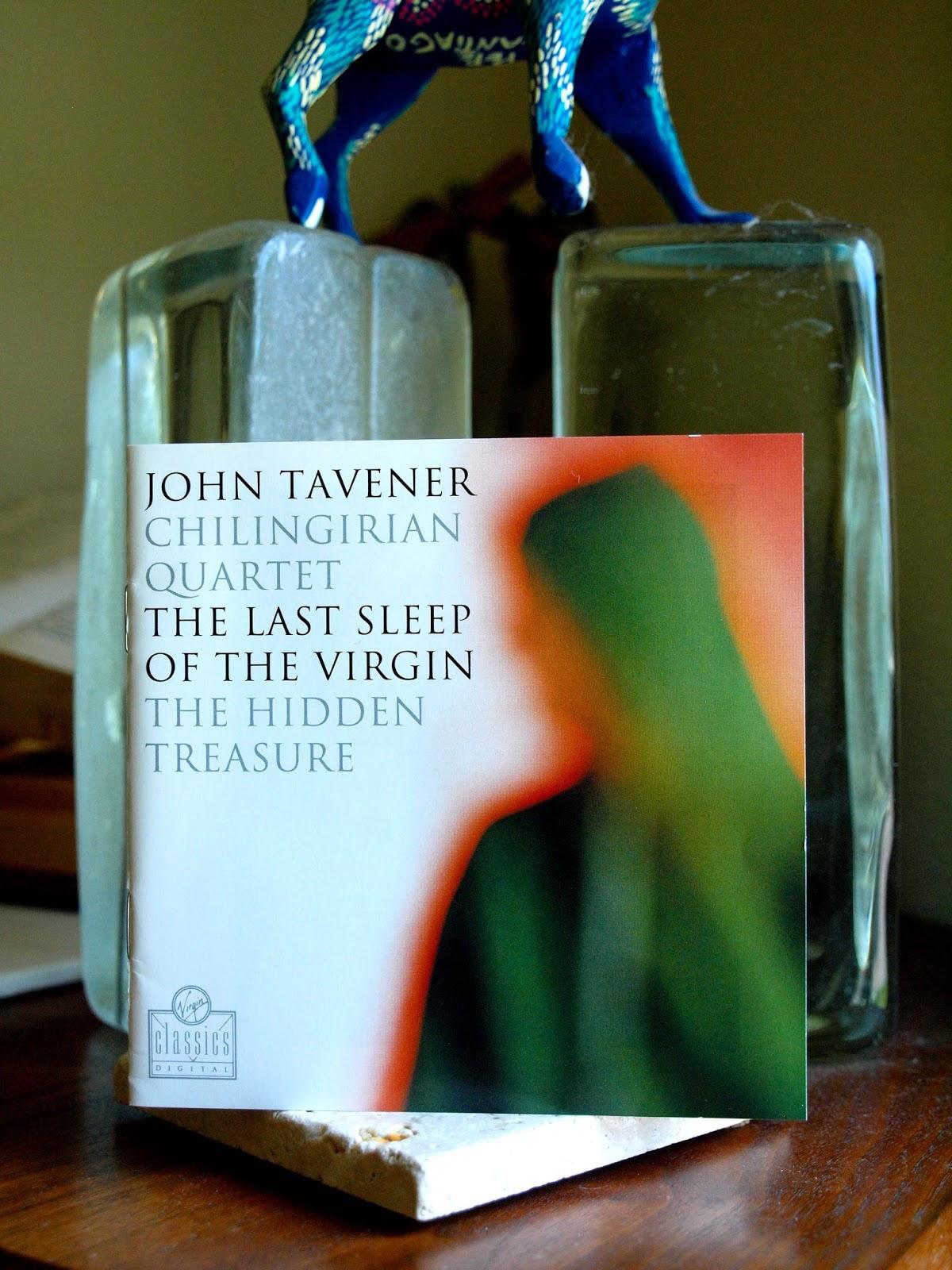 John Tavener - Celtic Requiem