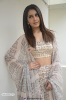 Rashi Khanna in a Tebe Top Sizzling Beauty at Tholi Prema Movie Interview ~  Exclusive 011.jpg