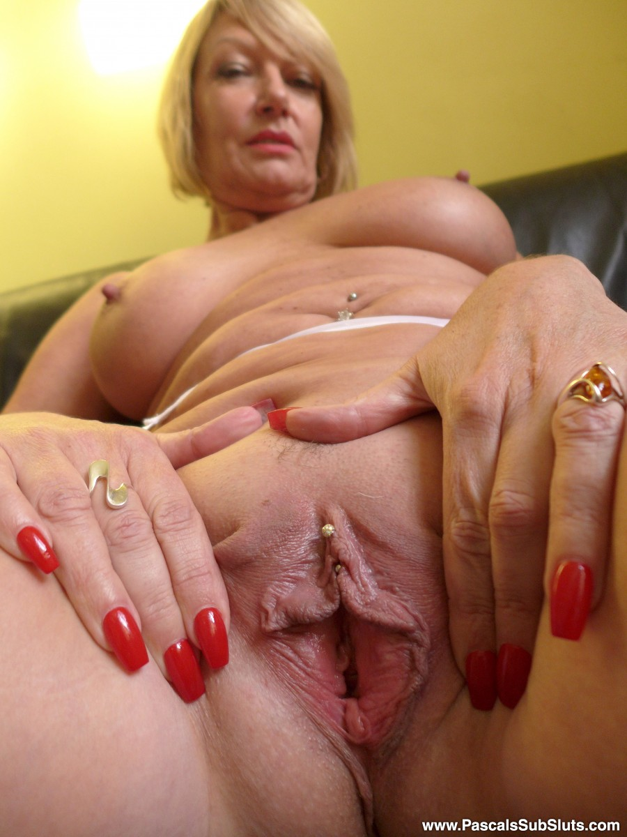 Sex mature pussy milf ideal