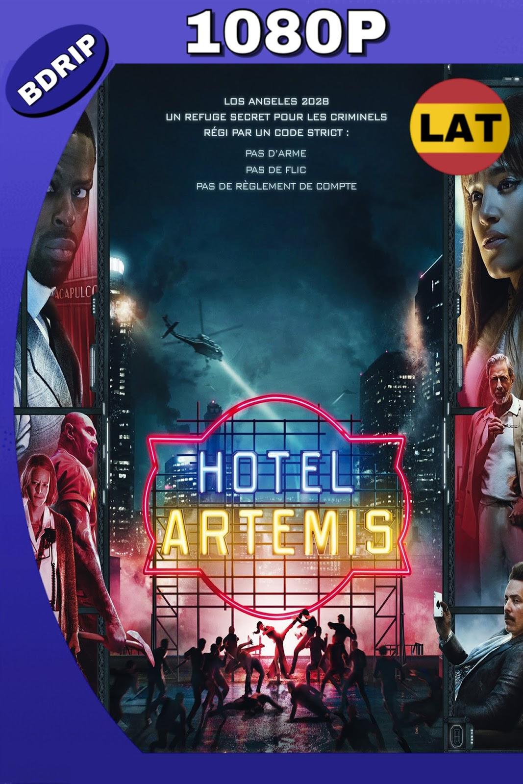 HOTEL DE CRIMINALES 2018 LAT-ING HD BDRIP 1080P 10GB.mkv