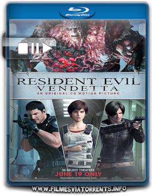 Resident Evil: A Vingança Torrent - BluRay Rip 720p | 1080p Dublado e Dual Áudio 5.1 (2017)