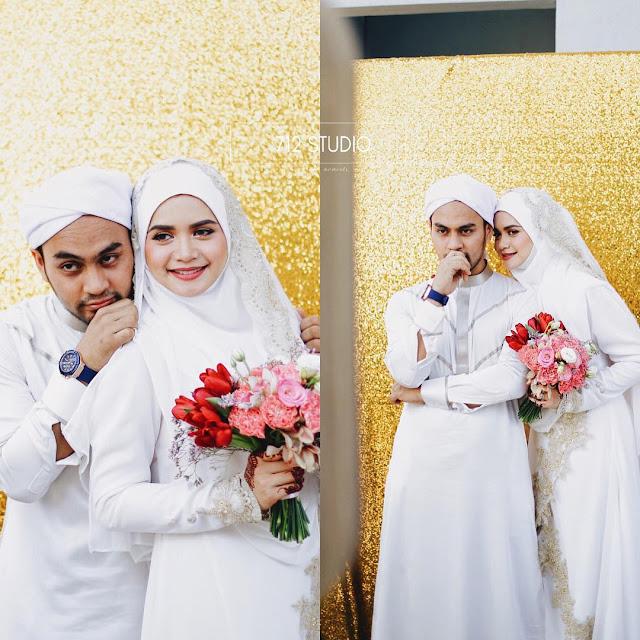 Gambar Pernikahan Yatt Hamzah