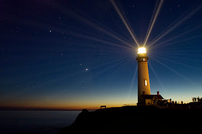 Resultado de imagem para Let your light shine – whether you're a candle in a corner or a lighthouse on a hill.