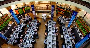 The Egyptian stock exchange is gaining 2.3 billion pounds