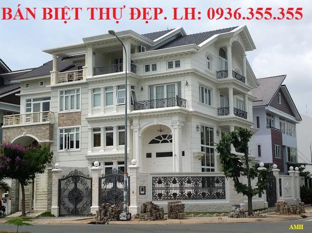 Bán biệt thự Dịch Vọng
