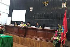 Ranperda PKUKM Tana Toraja, Iring-iringan Jenazah Dilarang Pakai Knalpot Rasing dan Kuasai Badan Jalan