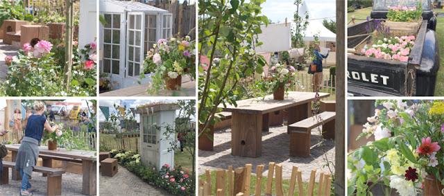 Showhave af Signe Wenneberg til CPH Garden