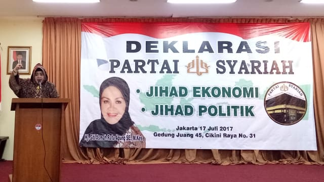 Deklarasi Partai Syariah 212