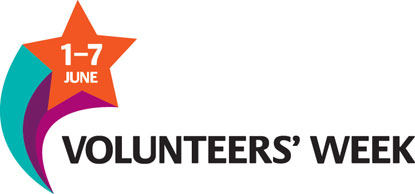 Volunteers' Week logo 2017